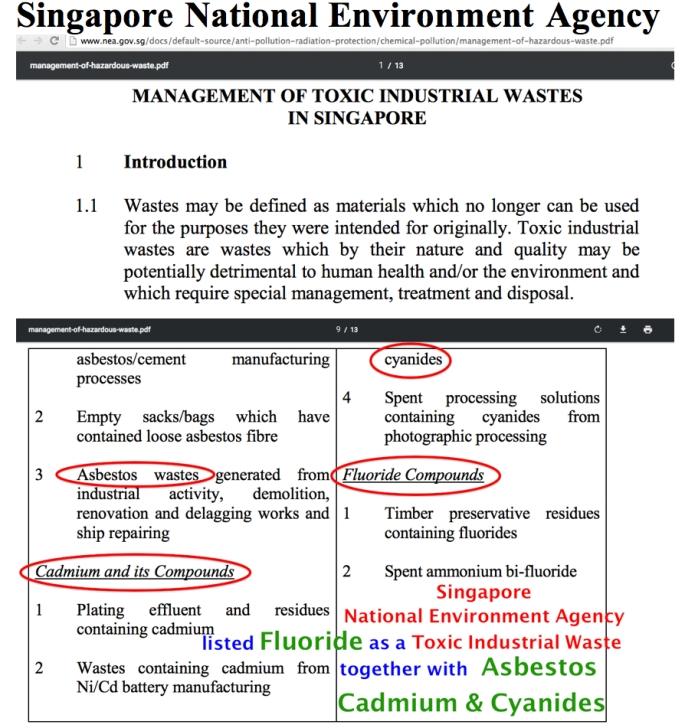 nea toxic waste mgmt