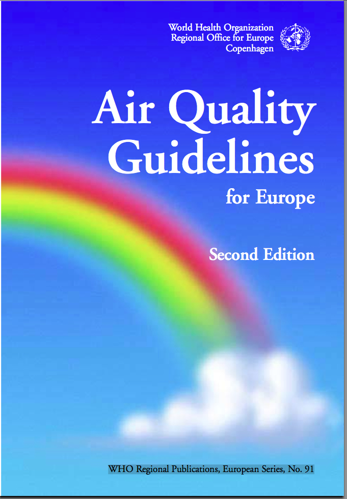 who eu air guide